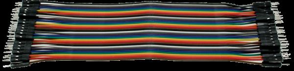 100 teiliges Schrumpfschlauch Set klar Transparent 10cm lang GP 1 € je m